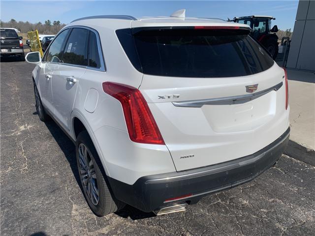 2017 Cadillac XT5 Premium Luxury (Stk: 21763) in Pembroke - Image 3 of 11