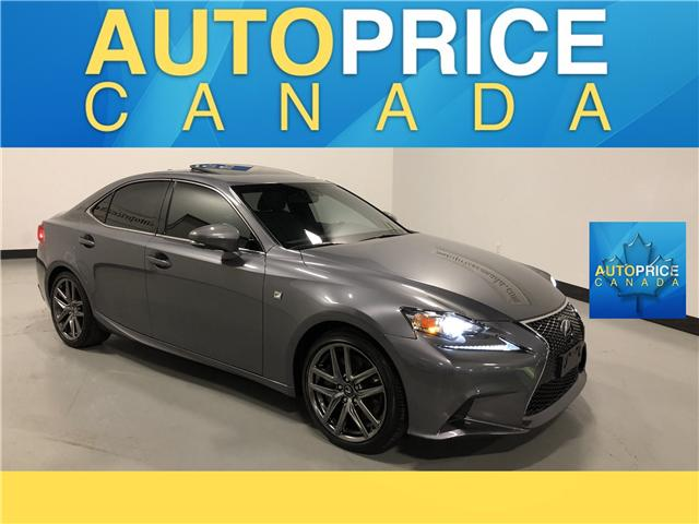 2016 Lexus IS 300 Base (Stk: H0282) in Mississauga - Image 1 of 28