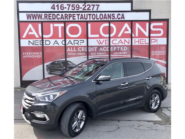 2018 Hyundai Santa Fe Sport 2.4 SE (Stk: 515831) in Toronto - Image 1 of 14