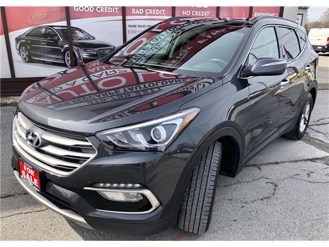 2018 Hyundai Santa Fe Sport 2.4 SE (Stk: 515831) in Toronto - Image 2 of 14