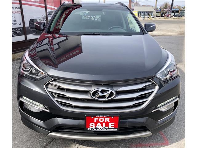 2018 Hyundai Santa Fe Sport 2.4 SE (Stk: 515831) in Toronto - Image 3 of 14