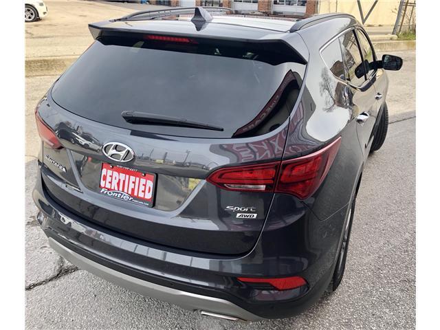 2018 Hyundai Santa Fe Sport 2.4 SE (Stk: 515831) in Toronto - Image 5 of 14