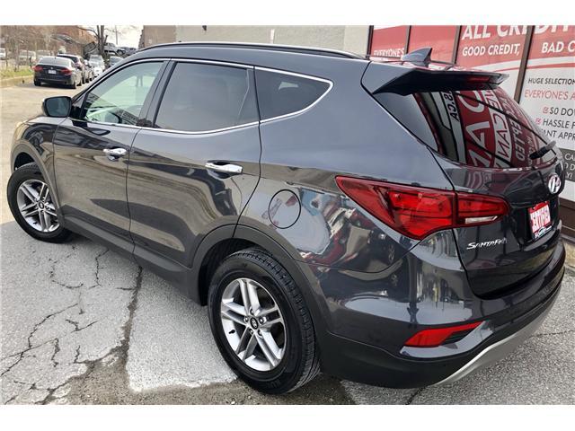2018 Hyundai Santa Fe Sport 2.4 SE (Stk: 515831) in Toronto - Image 7 of 14