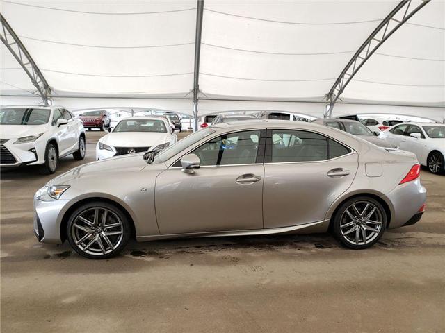 2018 Lexus IS 350 Base (Stk: LU0241) in Calgary - Image 4 of 23