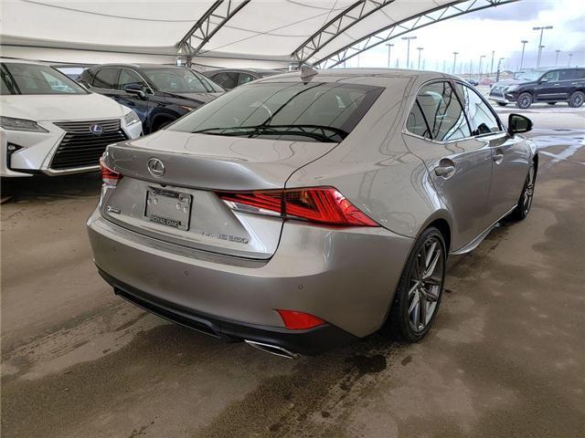 2018 Lexus IS 350 Base (Stk: LU0241) in Calgary - Image 7 of 23