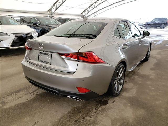 2018 Lexus IS 350 Base (Stk: LU0241) in Calgary - Image 8 of 23
