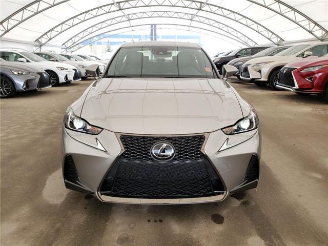 2018 Lexus IS 350 Base (Stk: LU0241) in Calgary - Image 10 of 23