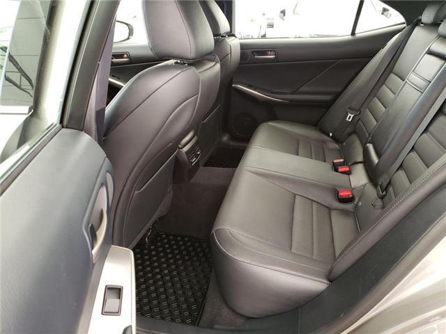2018 Lexus IS 350 Base (Stk: LU0241) in Calgary - Image 13 of 23