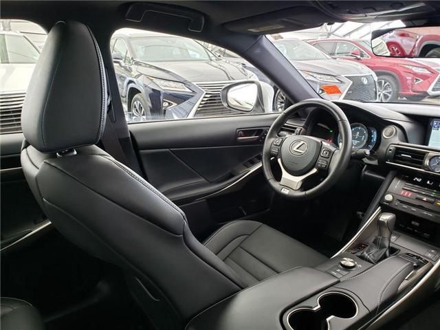 2018 Lexus IS 350 Base (Stk: LU0241) in Calgary - Image 16 of 23