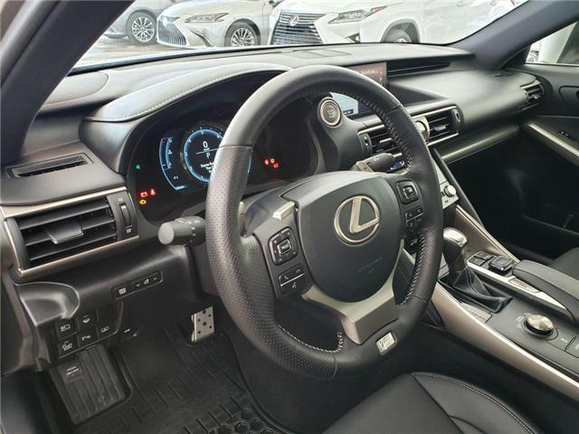 2018 Lexus IS 350 Base (Stk: LU0241) in Calgary - Image 17 of 23