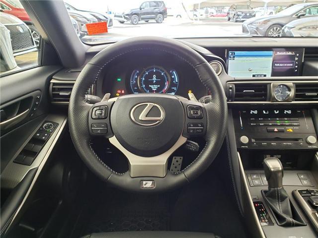 2018 Lexus IS 350 Base (Stk: LU0241) in Calgary - Image 18 of 23