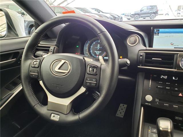 2018 Lexus IS 350 Base (Stk: LU0241) in Calgary - Image 19 of 23