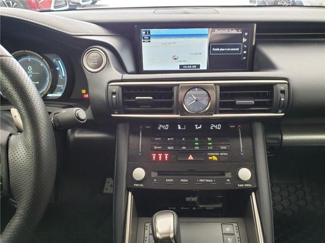 2018 Lexus IS 350 Base (Stk: LU0241) in Calgary - Image 20 of 23
