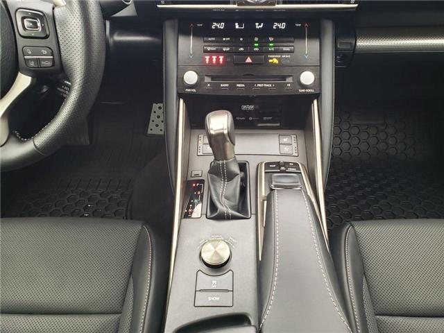 2018 Lexus IS 350 Base (Stk: LU0241) in Calgary - Image 21 of 23