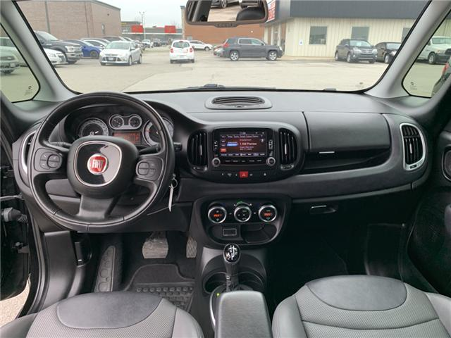 2015 Fiat 500L Lounge (Stk: FZ034544) in Sarnia - Image 14 of 23