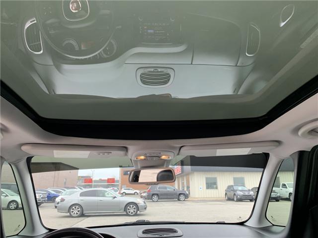 2015 Fiat 500L Lounge (Stk: FZ034544) in Sarnia - Image 15 of 23
