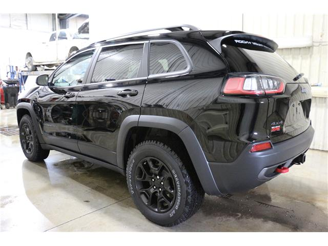 2019 Jeep Cherokee 2ZE Trailhawk (Stk: KT001X) in Rocky Mountain House - Image 6 of 26