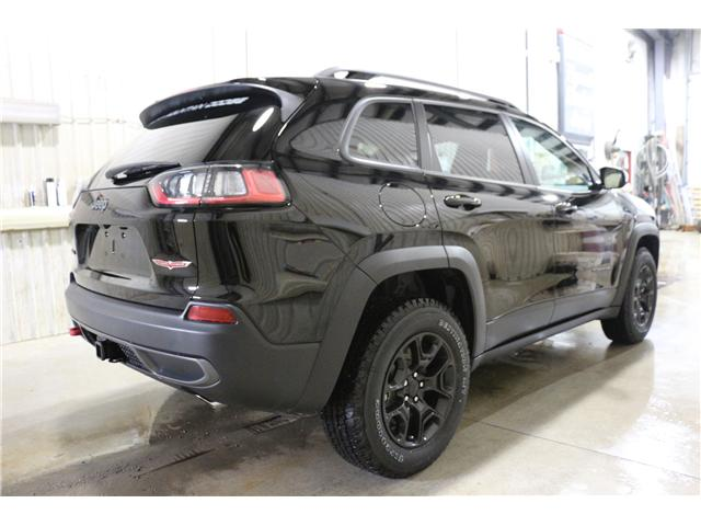 2019 Jeep Cherokee 2ZE Trailhawk (Stk: KT001X) in Rocky Mountain House - Image 7 of 26