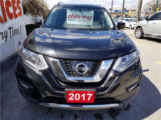 2017 Nissan Rogue SV (Stk: 19-299) in Oshawa - Image 2 of 15