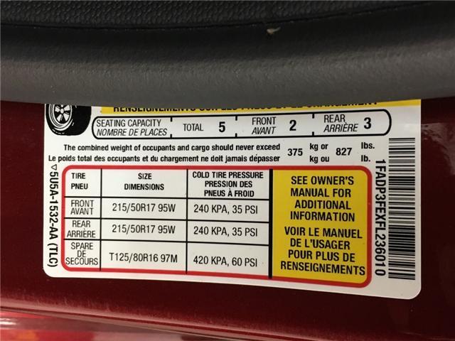 2015 Ford Focus SE (Stk: 34803J) in Belleville - Image 21 of 24