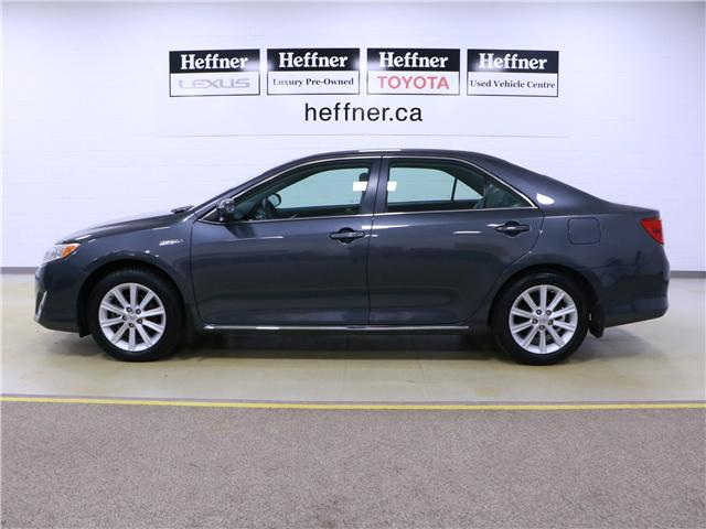 2013 Toyota Camry Hybrid XLE (Stk: 195289) in Kitchener - Image 18 of 29