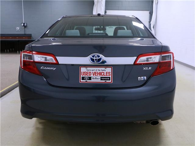 2013 Toyota Camry Hybrid XLE (Stk: 195289) in Kitchener - Image 20 of 29