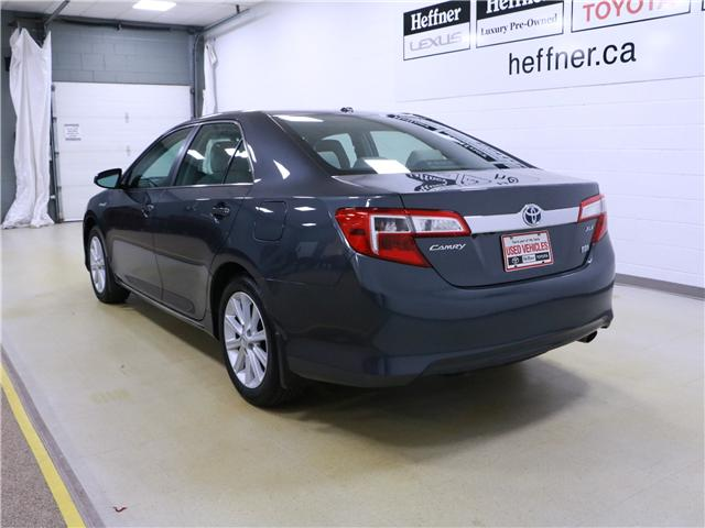 2013 Toyota Camry Hybrid XLE (Stk: 195289) in Kitchener - Image 2 of 29