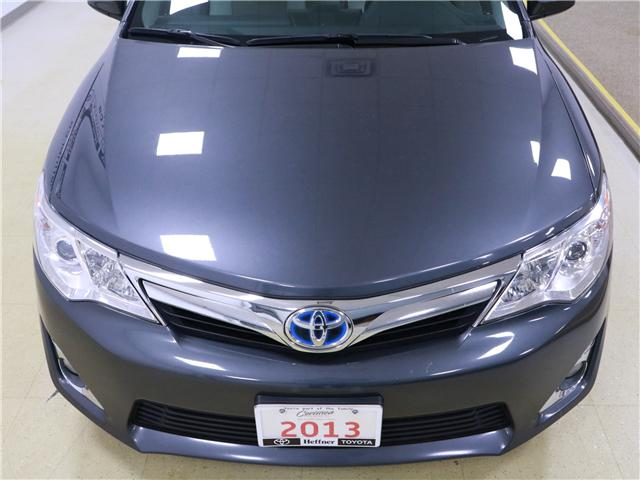 2013 Toyota Camry Hybrid XLE (Stk: 195289) in Kitchener - Image 25 of 29