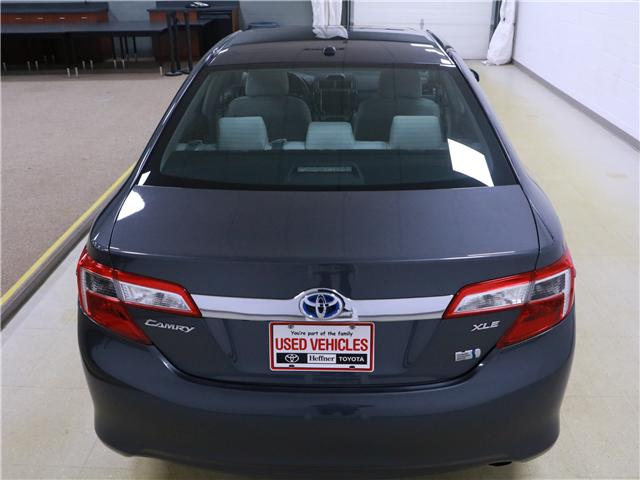 2013 Toyota Camry Hybrid XLE (Stk: 195289) in Kitchener - Image 21 of 29