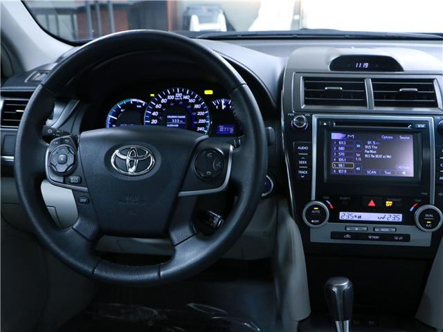 2013 Toyota Camry Hybrid XLE (Stk: 195289) in Kitchener - Image 7 of 29