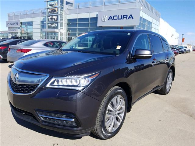 2016 Acura MDX Navigation Package (Stk: A3988) in Saskatoon - Image 1 of 24