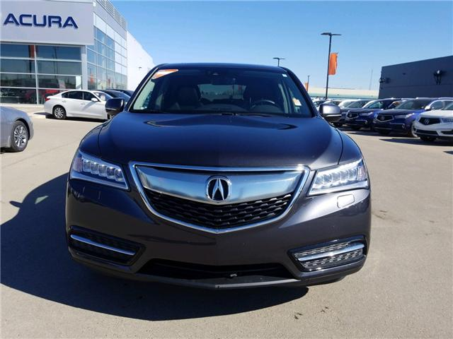 2016 Acura MDX Navigation Package (Stk: A3988) in Saskatoon - Image 2 of 24