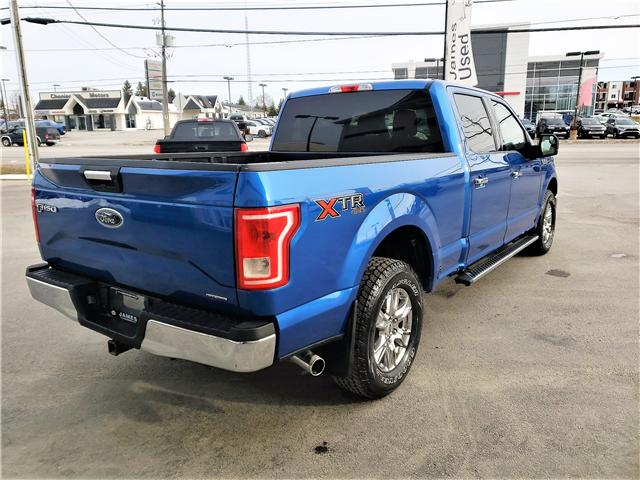2016 Ford F-150 XLT (Stk: P02573) in Timmins - Image 3 of 12