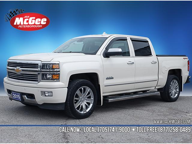2015 Chevrolet Silverado 1500 High Country (Stk: 19481A) in Peterborough - Image 1 of 21