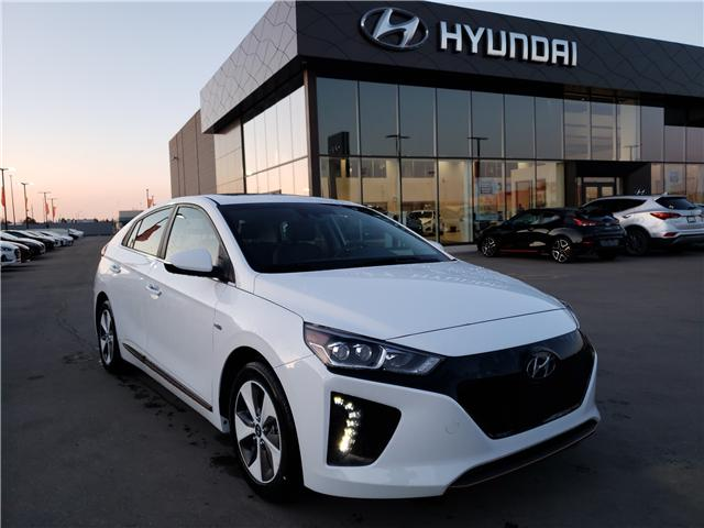 2019 Hyundai Ioniq EV Ultimate (Stk: 29177) in Saskatoon - Image 1 of 19