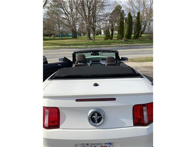 2012 Ford Mustang V6 Premium (Stk: ) in Cobourg - Image 5 of 16