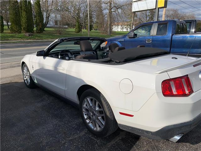 2012 Ford Mustang V6 Premium (Stk: ) in Cobourg - Image 6 of 16
