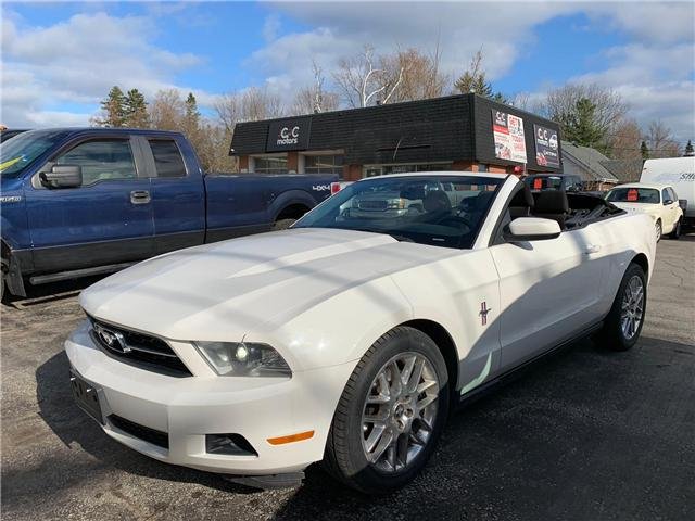 2012 Ford Mustang V6 Premium (Stk: ) in Cobourg - Image 10 of 16