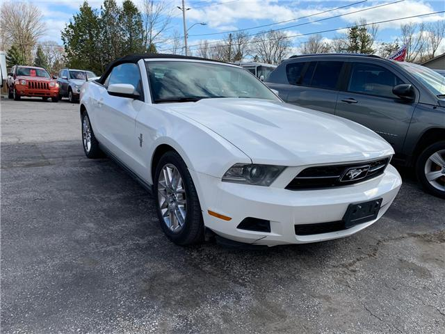 2012 Ford Mustang V6 Premium (Stk: ) in Cobourg - Image 12 of 16