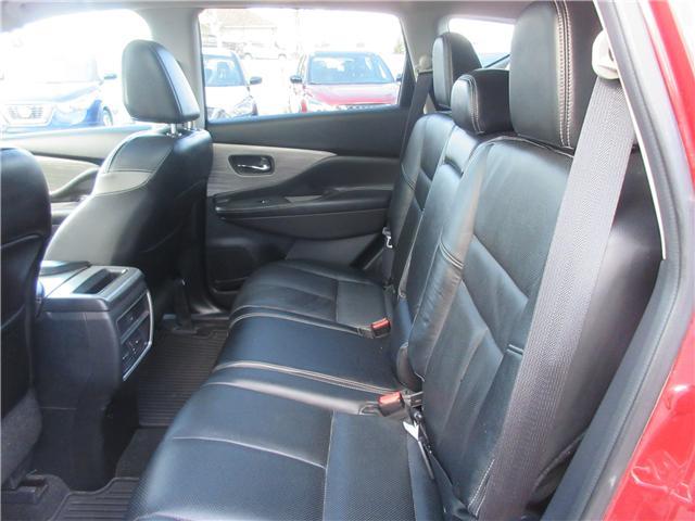 2015 Nissan Murano SL (Stk: 2888) in Okotoks - Image 17 of 23