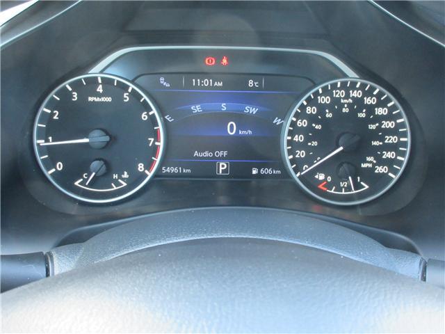 2015 Nissan Murano SL (Stk: 2888) in Okotoks - Image 12 of 23