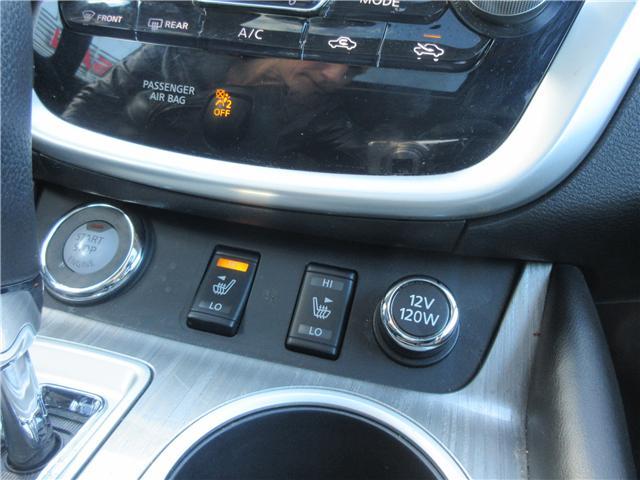 2015 Nissan Murano SL (Stk: 2888) in Okotoks - Image 8 of 23