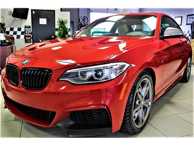 2016 BMW M235i  (Stk: ) in Bolton - Image 1 of 28