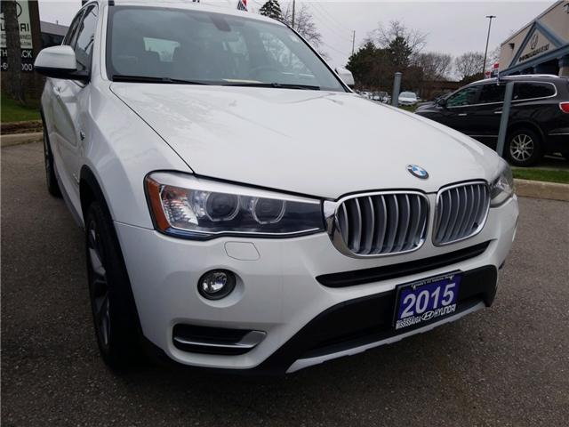 2015 BMW X3 xDrive28i (Stk: OP10291) in Mississauga - Image 3 of 17