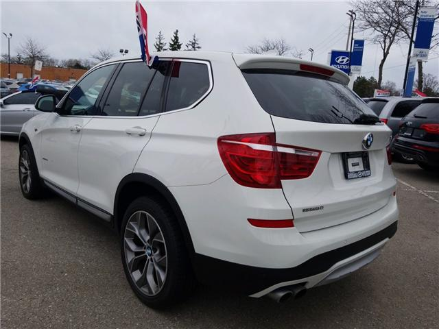 2015 BMW X3 xDrive28i (Stk: OP10291) in Mississauga - Image 6 of 17