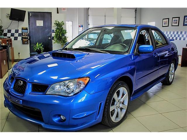 2006 Subaru Impreza WRX (Stk: ) in Bolton - Image 1 of 21