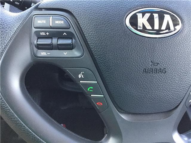 2017 Kia Forte LX+ (Stk: 7655H) in Markham - Image 11 of 19