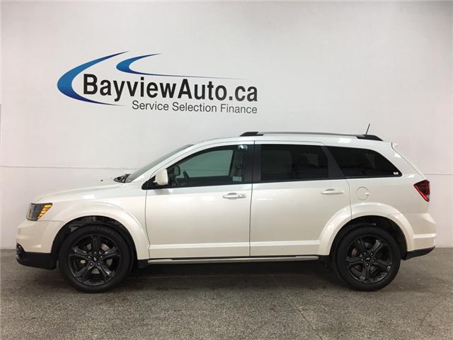 2018 Dodge Journey Crossroad (Stk: 34847J) in Belleville - Image 1 of 30