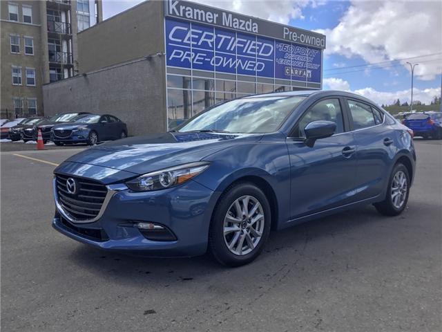 2018 Mazda Mazda3 GS (Stk: K7816) in Calgary - Image 1 of 17