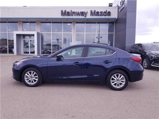 2015 Mazda Mazda3 GS (Stk: M19073A) in Saskatoon - Image 1 of 24